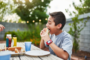 Eating processed meat such as hot dogs can negatively impact your health.