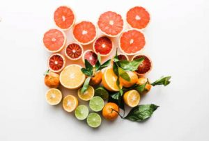 citrus fruits for immune system boost