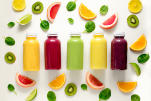 smoothies are a great way to go for good nutrition