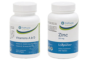 Pathway Vitamins A and D and Pathway Zinc