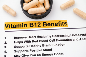Vitamin B-12 is especially important for vegetarians and vegans to check for deficiency..