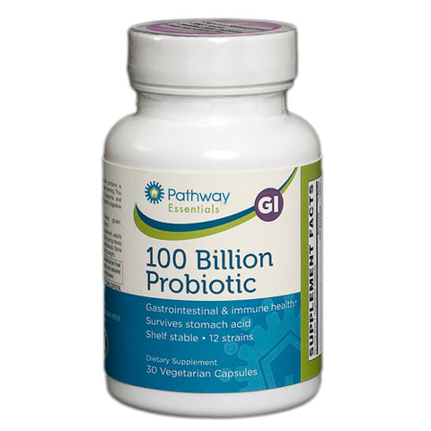 100 Billion Probiotic
