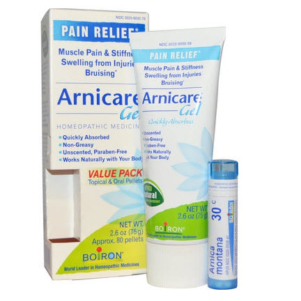 Arnica Gel Value Pack 2.6Oz