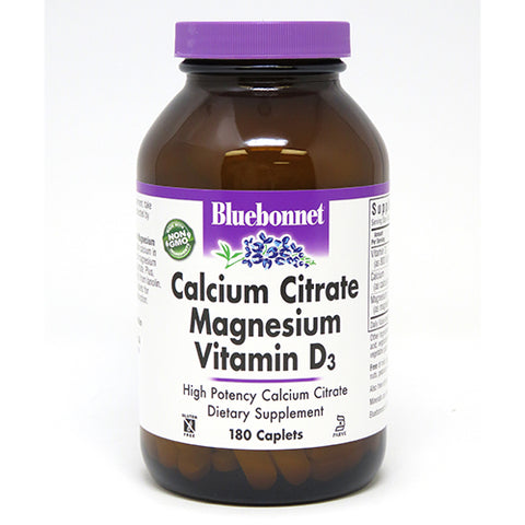 Calcium Citrate Magnesium Plus Vitamin D3