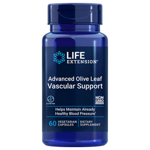 Advanced Olive Leaf Vascular Support
