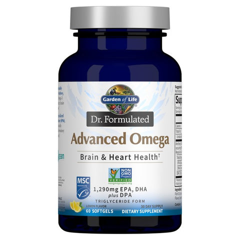 Dr. Formulated Advanced Omega