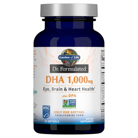Dr. Formulated DHA 1,000mg