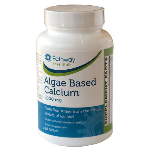 ALGAE BASED CALCIUM