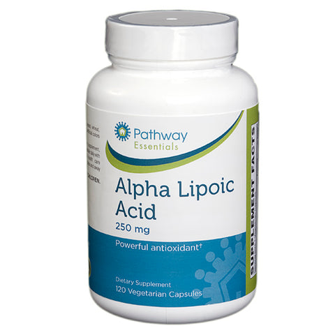 ALPHA LIPOIC ACID 250 MG