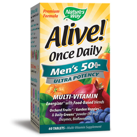 Alive! Men 50+ One Daily