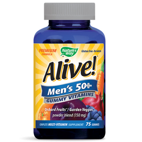Alive Men'S 50 Plus