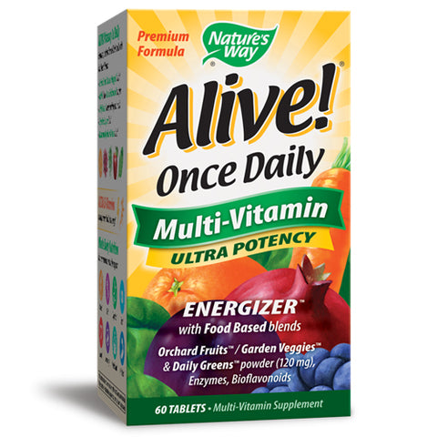 ALIVE WOMEN'S ULTRA ONE DAILY