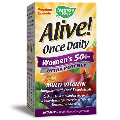ALIVE! WOMEN 50+ DAILY