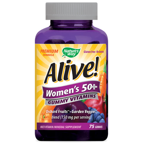 Alive! Womens 50 Plus