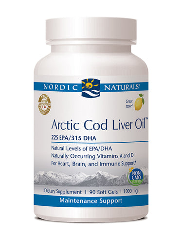 Arctic Cod Liver Oil 1000Mg