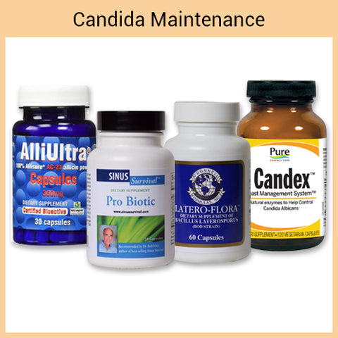 Candida Support Bundle