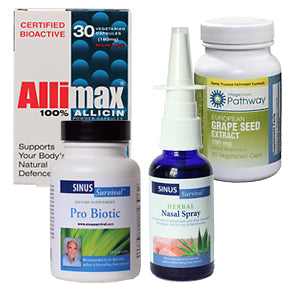 Cold Prevention Bundle