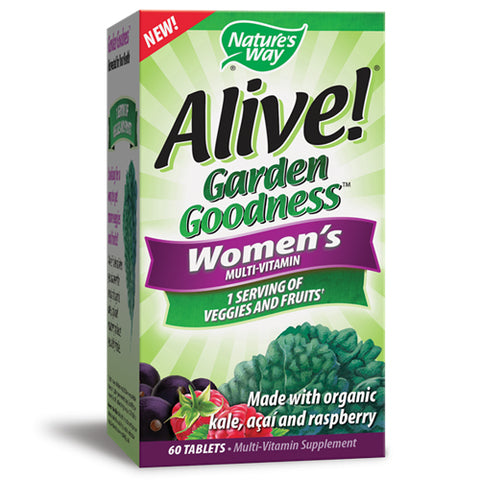Alive! Garden Goodness Womens