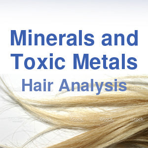 MINERALS AND TOXIC METALS