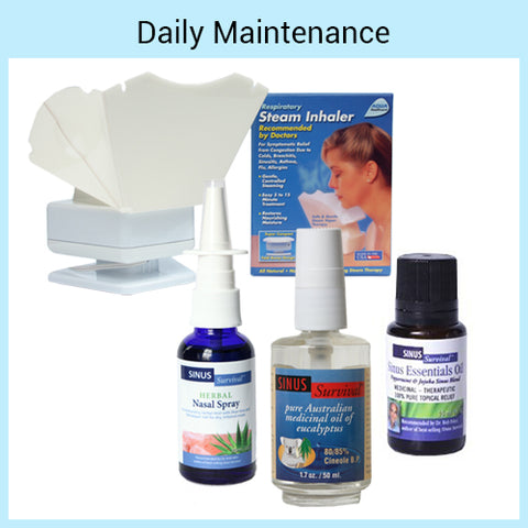 Nasal Spa Therapy Bundle