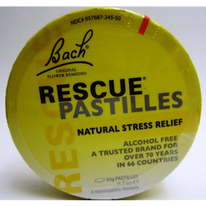 Natural Rescue Pastilles