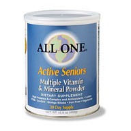 All One Active Senior Formula