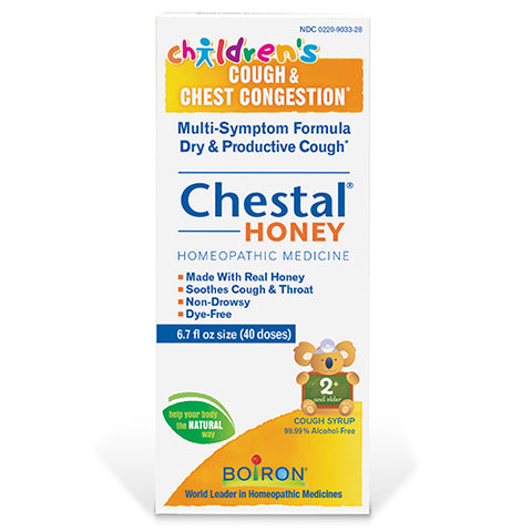 Chestal Honey For Children