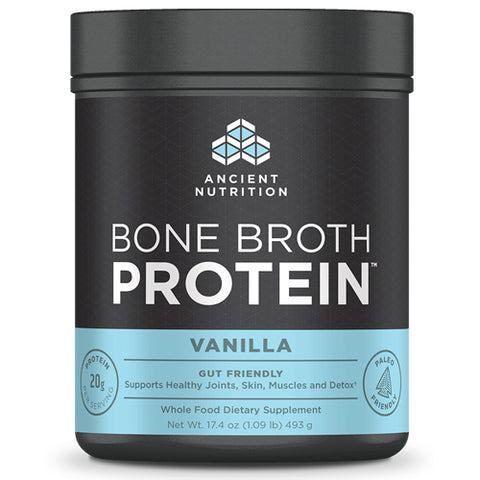 Bone Broth Protein Vanilla Pwd