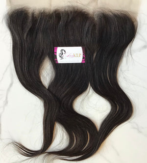 "Single Lace Frontal 13""X4"""