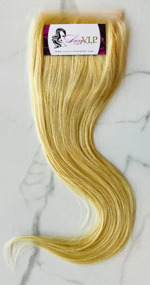 "#613 Single Lace Closure 4""X4"""
