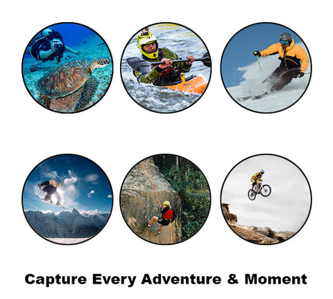 Action Sport DVR Helmet Camera