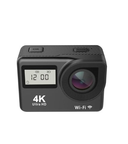 Action Camera Waterproof 12 MP Mini 4K DV Video DVR Helment Cam