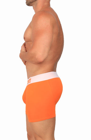 Boxers - Colour: Orange