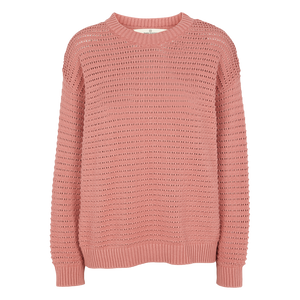BASIC APPAREL, Enya Sweater, Rosa