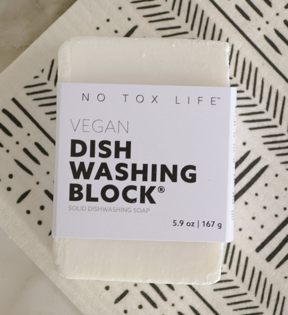 NO TOX LIFE Dish Block