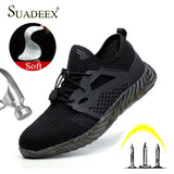 Safety Breathable Work Shoes