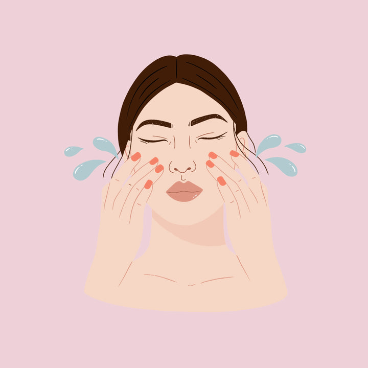 The Korean skincare method of double cleansing