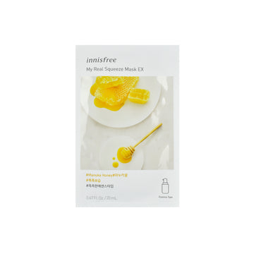 Innisfree My Real Squeeze Mask EX Manuka Honey