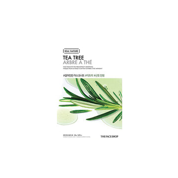 The Face Shop Real Nature Face Mask Tea Tree