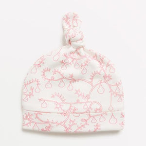 Wilson and Frenchy Knot Hat - Little Pear Tree