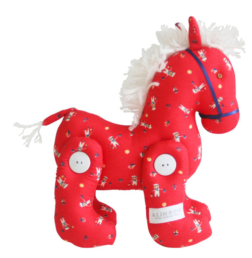 Alimrose Jointed Pony - Sailor Red (22 cm)