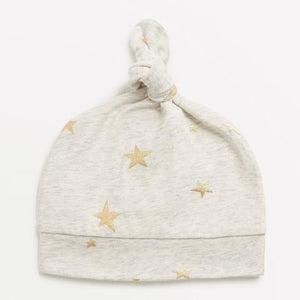 Wilson and Frenchy Knot Hat - Star Bright