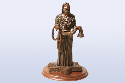 Fisher of Men: Resin 1/3 Life-size Sculpture