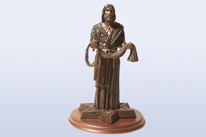 """Fisher of Men"" Bronze 1/12 Life-size Sculpture - In Bronze, Pewter or Resin"