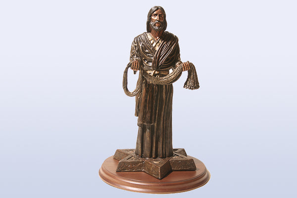 Fisher of Men: Bronze 1/12 Life-size Sculpture - In Bronze, Pewter or Resin
