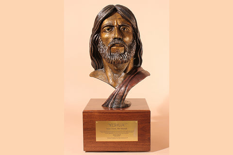 Yeshua Life-size (105%) Bronze Sculpture