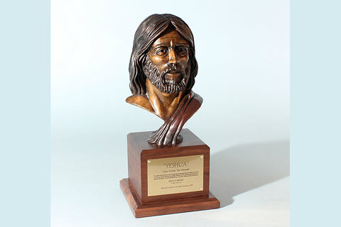 Yeshua 1/2 Life-size Bronze Sculpture