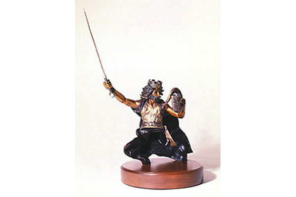 The Coming King Bust 1/6 Life-size Bronze Sculpture