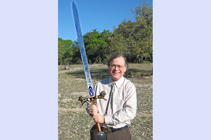 The Coming King Life-size Sword of the Spirit