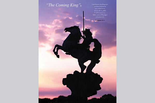 "The Coming King 24""x36"" Canvas Print (2 Styles)"